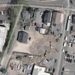 Bird Eye View from Top(Microsoft Virtual Earth)